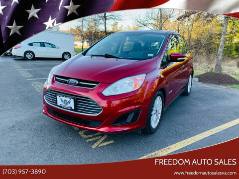 2013 Ford C-MAX Hybrid for sale at Freedom Auto Sales in Chantilly VA