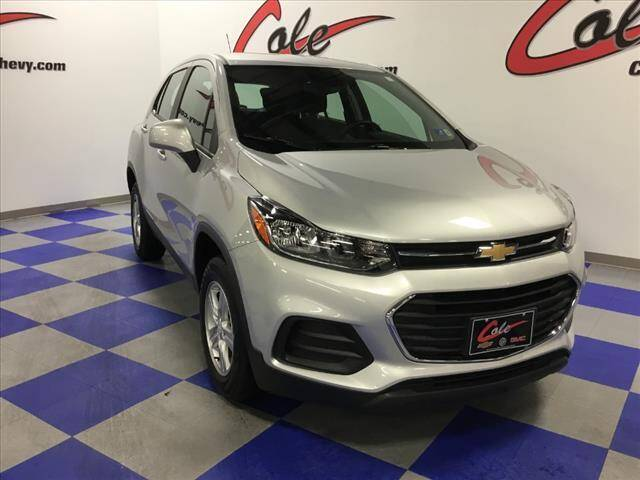 2017 Chevrolet Trax for sale at Cole Chevy Pre-Owned in Bluefield WV