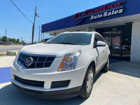 2010 Cadillac SRX for sale at Global Imports Auto Sales in Buford GA