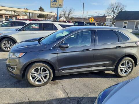 2018 Ford Edge for sale at Albia Motor Co in Albia IA