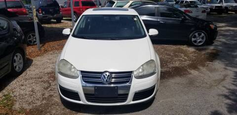 2009 Volkswagen Jetta for sale at Webb's Automotive Inc 11 in Morehead City NC