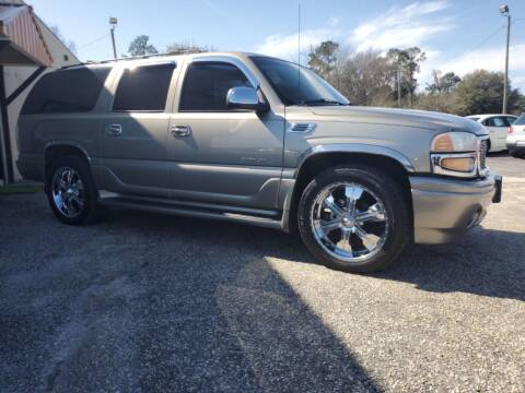 2001 GMC Yukon XL for sale at Ron's Used Cars in Sumter SC