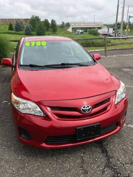 2011 Toyota Corolla for sale at Cool Breeze Auto in Breinigsville PA