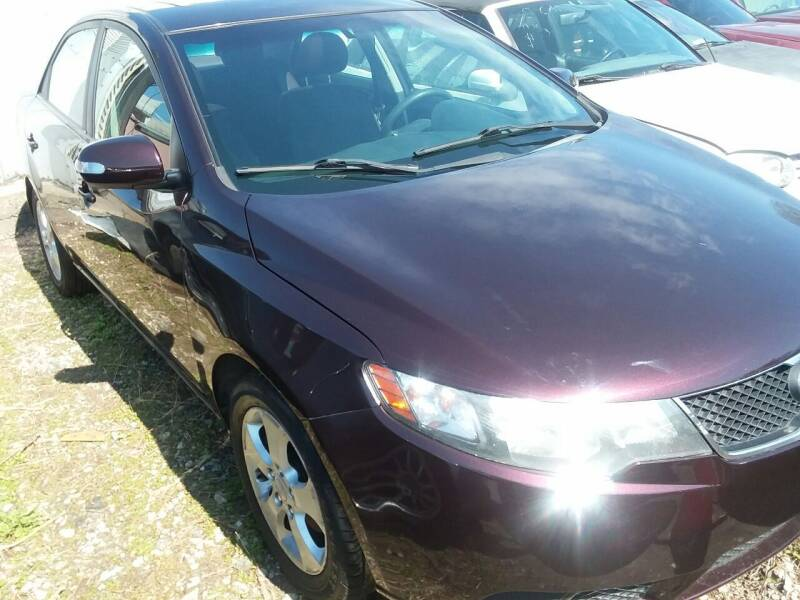 2010 Kia Forte for sale at International Auto Sales Inc in Staten Island NY