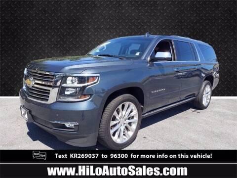 2019 Chevrolet Suburban for sale at Hi-Lo Auto Sales in Frederick MD