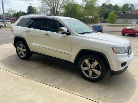 2013 Jeep Grand Cherokee for sale at Family Auto Sales of Johnson City in Johnson City TN