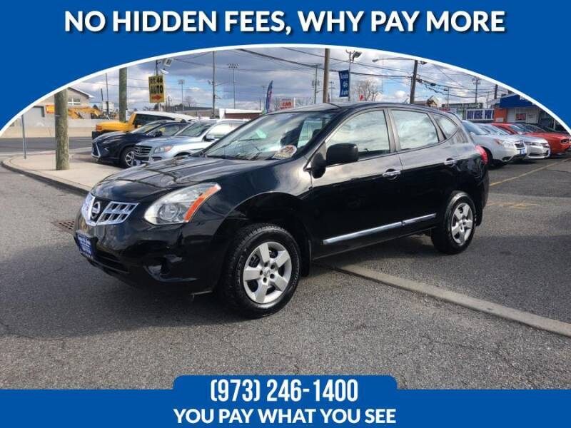 2013 Nissan Rogue for sale at Route 46 Auto Sales Inc in Lodi NJ