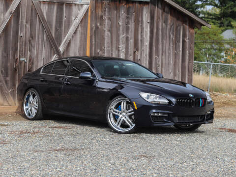 2013 BMW 6 Series for sale at LKL Motors in Puyallup WA