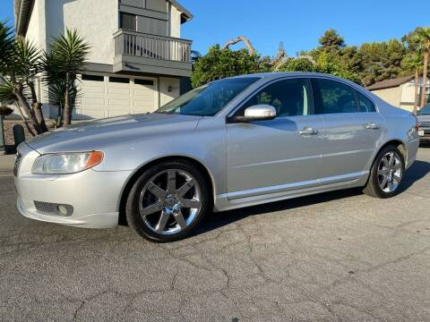 2008 Volvo S80 for sale at CALIFORNIA AUTO GROUP in San Diego CA