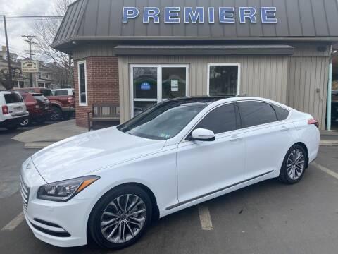 2015 Hyundai Genesis for sale at Premiere Auto Sales in Washington PA