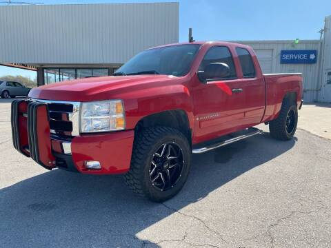 2007 Chevrolet Silverado 1500 for sale at N Motion Sales LLC in Odessa MO