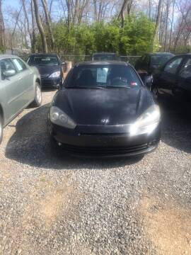2007 Hyundai Tiburon for sale at Noble PreOwned Auto Sales in Martinsburg WV