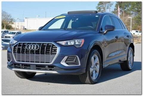 2019 Audi Q3 for sale at WHITE MOTORS INC in Roanoke Rapids NC