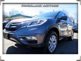 2015 Honda CR-V for sale at Rockland Automall - Rockland Motors in West Nyack NY