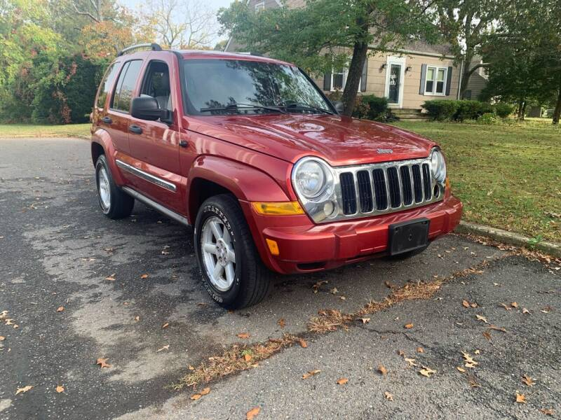 2006 Jeep Liberty for sale at L P Motors Point Pleasant in Point Pleasant NJ