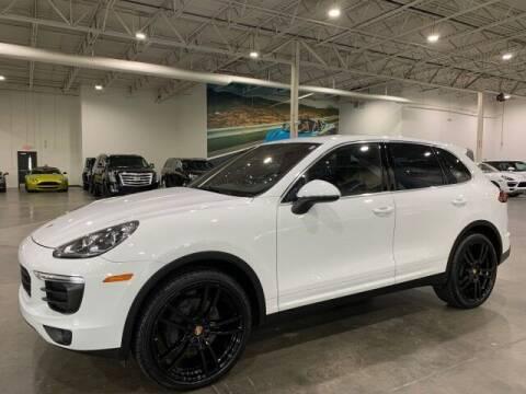 2016 Porsche Cayenne for sale at Godspeed Motors in Charlotte NC