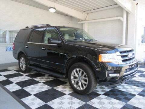 2017 Ford Expedition for sale at McLaughlin Ford in Sumter SC