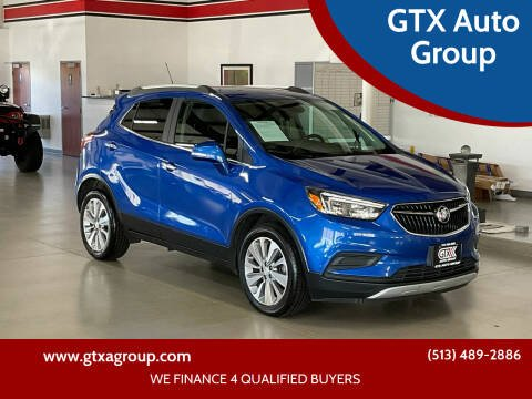2018 Buick Encore for sale at UNCARRO in West Chester OH