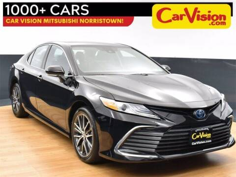 2021 Toyota Camry Hybrid for sale at Car Vision Buying Center in Norristown PA