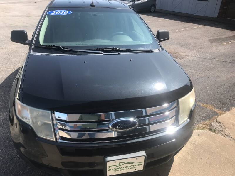 2010 Ford Edge SE 4dr Crossover - Fort Scott KS