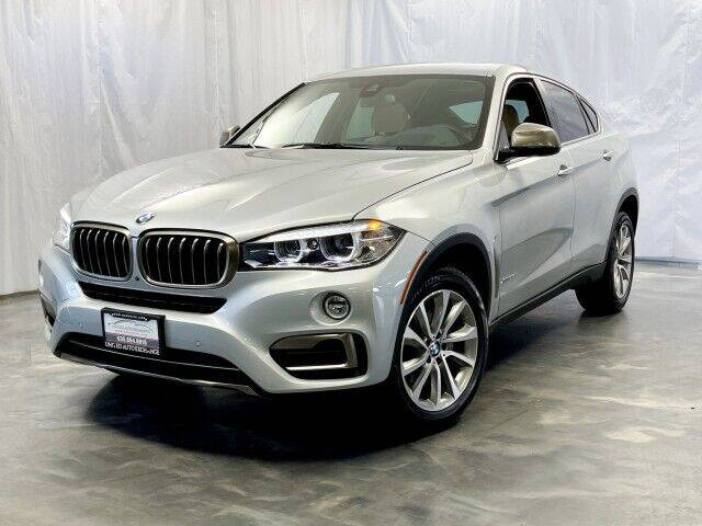 2017 BMW X6 for sale at United Auto Exchange in Addison IL