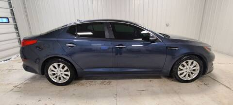 2015 Kia Optima for sale at Ubetcha Auto in St. Paul NE