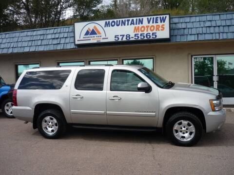 2008 Chevrolet Suburban for sale at Mountain View Motors Inc in Colorado Springs CO