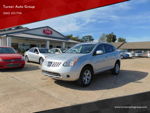 2008 Nissan Rogue for sale at Turner Auto Group in Greenwood MS
