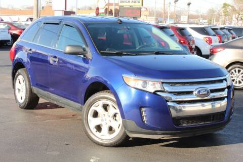 2013 Ford Edge for sale at Dynamics Auto Sale in Highland IN