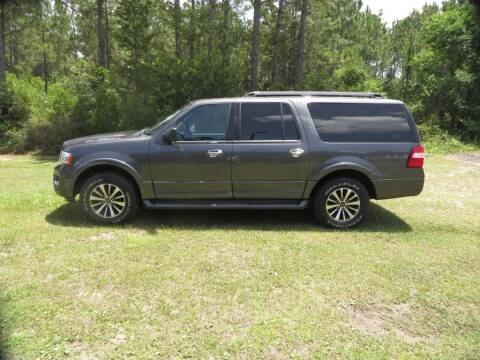 2017 Ford Expedition EL for sale at Ward's Motorsports in Pensacola FL