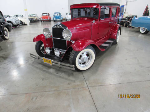 1929 Willys Knight