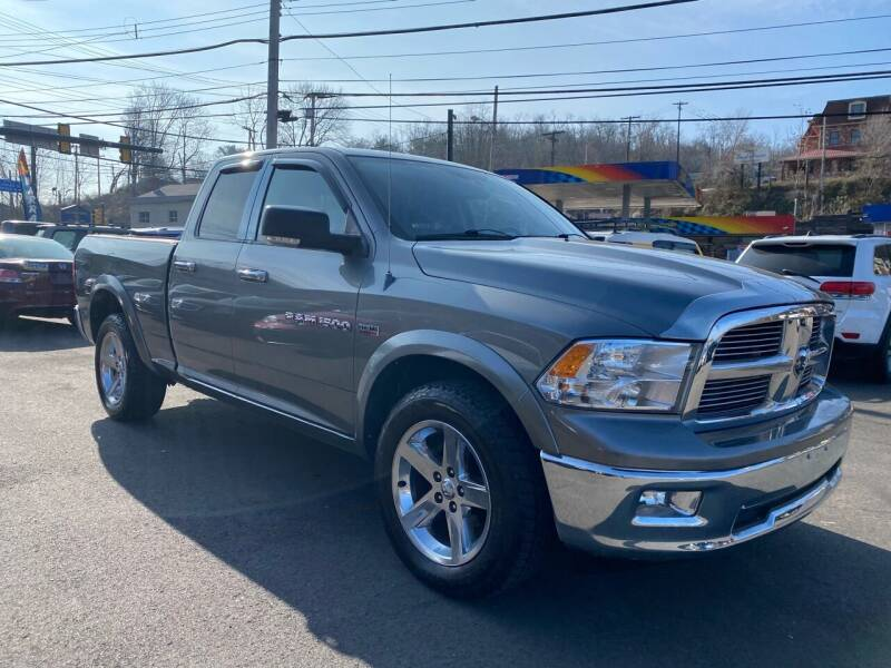 2012 RAM Ram Pickup 1500 for sale at Ultra 1 Motors in Pittsburgh PA