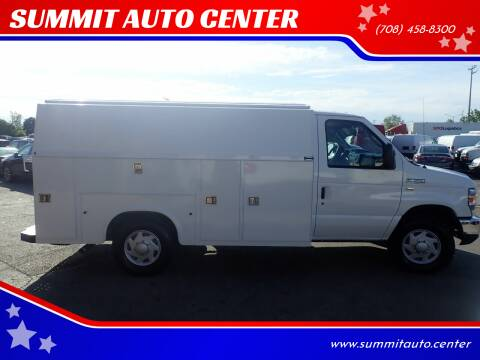 2011 Ford E-Series Chassis for sale at SUMMIT AUTO CENTER in Summit IL