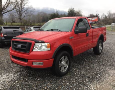 2005 Ford F-150 for sale at Arden Auto Outlet in Arden NC