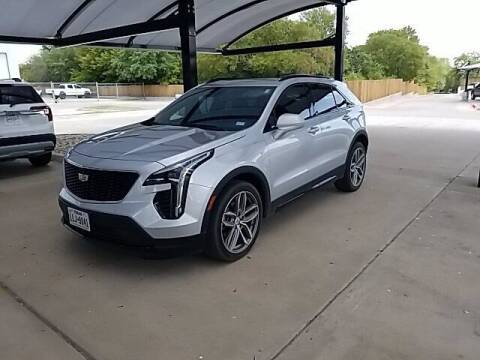 2019 Cadillac XT4 for sale at Jerry's Buick GMC in Weatherford TX
