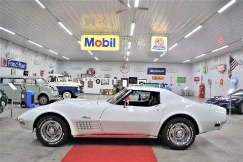 1970 Chevrolet Corvette for sale at Masterpiece Motorcars in Germantown WI