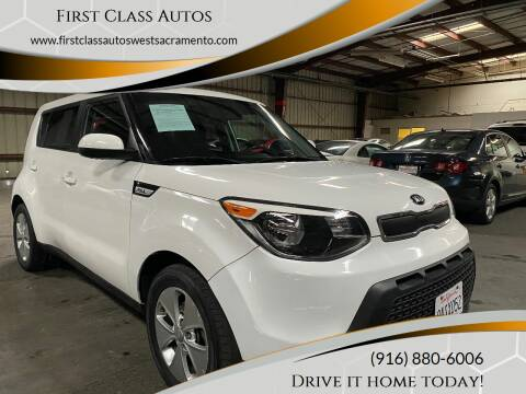 2016 Kia Soul for sale at Car Source Center in West Sacramento CA