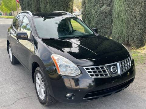 2009 Nissan Rogue for sale at River City Auto Sales Inc in West Sacramento CA