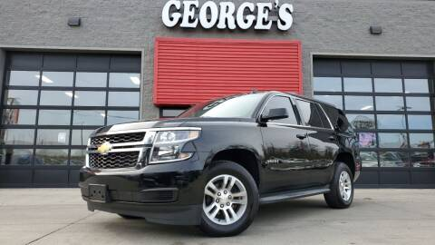2015 Chevrolet Tahoe for sale at George's Used Cars - Pennsylvania & Allen in Brownstown MI