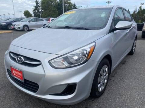 2015 Hyundai Accent for sale at Autos Only Burien in Burien WA