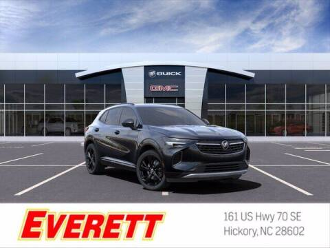 2021 Buick Envision for sale at Everett Chevrolet Buick GMC in Hickory NC