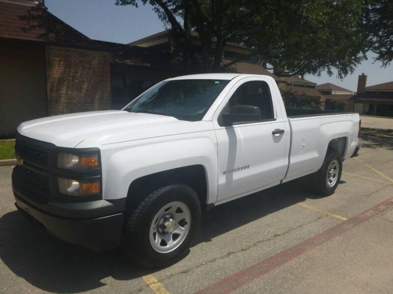 2014 Chevrolet Silverado 1500 for sale in Arlington, TX