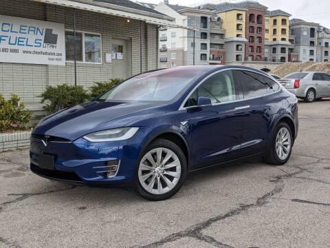 2016 Tesla Model X for sale at Clean Fuels Utah - SLC in Salt Lake City UT