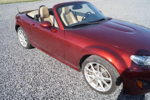 2009 Mazda MX-5 Miata for sale at Deaux Enterprises, LLC. in Saint Martinville LA
