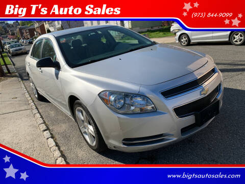 2009 Chevrolet Malibu for sale at Big T's Auto Sales in Belleville NJ