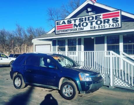 2006 Chevrolet Equinox for sale at EASTSIDE MOTORS in Tulsa OK