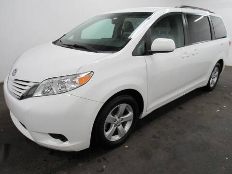 2017 Toyota Sienna for sale at Automotive Connection in Fairfield OH