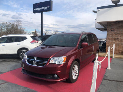 2019 Dodge Grand Caravan for sale at Penland Automotive Group in Taylors SC