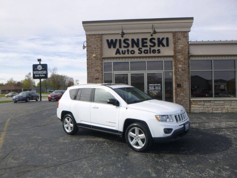 2011 Jeep Compass for sale at Wisneski Auto Sales, Inc. in Green Bay WI