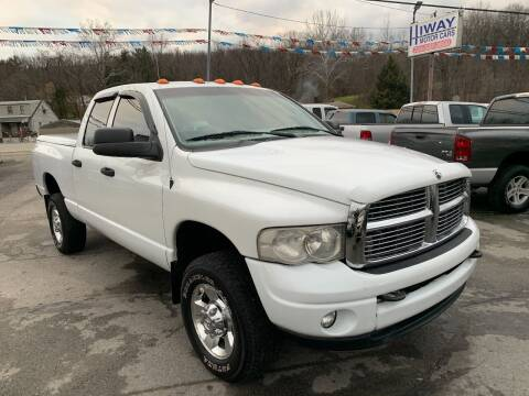 2003 Dodge Ram Pickup 2500 for sale at INTERNATIONAL AUTO SALES LLC in Latrobe PA